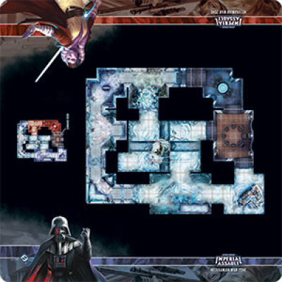 Star Wars: Imperial Assault Skirmish Maps - Nelvaanian Warzone