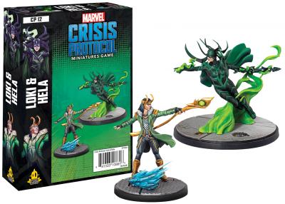 Marvel: Crisis Protocol – Loki and Hela