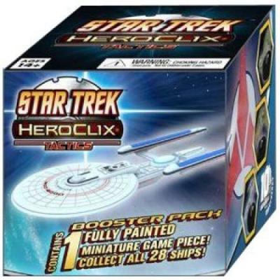 Star Trek HeroClix: Tactics