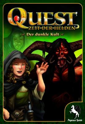 Quest: Zeit der Helden - Der dunkle Kult