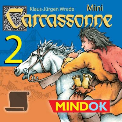 Carcassonne: Sendebud/Brev