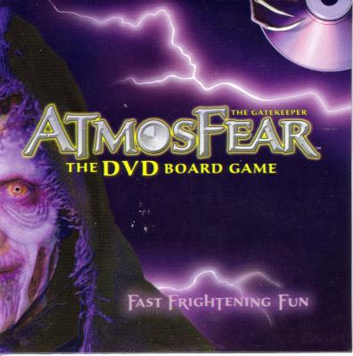 Atmosfear: The DVD Board Game