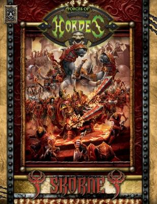 Forces of Hordes: Skorne