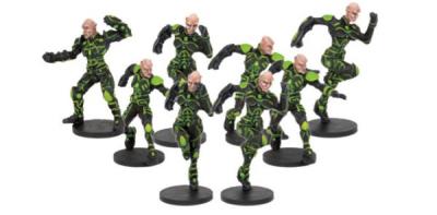 Dreadball: Asterians Team