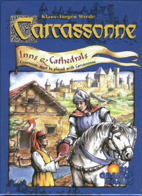 Carcassonne: Inns & Cathedrals