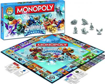 Monopoly: Skylanders