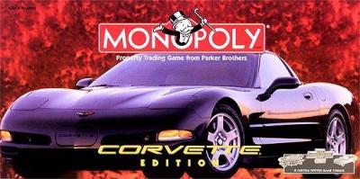 Monopoly: Corvette