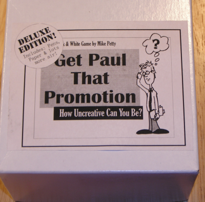 Get Paul That Promotion