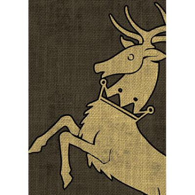 A Game of Thrones: The Card Game - House Baratheon Art Sleeves (50)