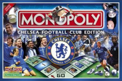 Monopoly: Chelsea Football Club Edition