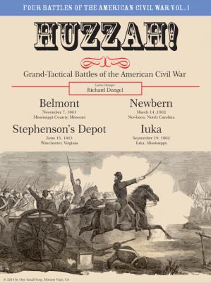 Huzzah! Four Battles of the American Civil War Vol. 1
