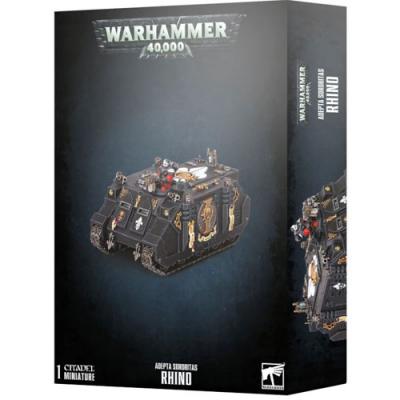 Warhammer 40,000: Adepta Sororitas - Rhino