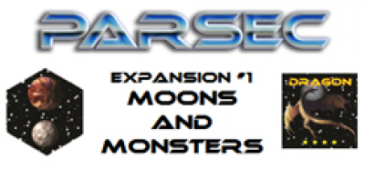 Parsec Expansion Kit 1: Moons and Monsters