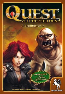 Quest: Zeit der Helden - Trollfutter