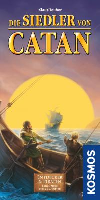 Catan: Explorers & Pirates - 5-6 Player Extension
