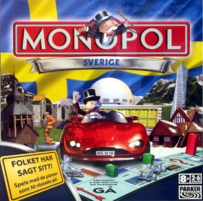 Monopol: Sverige