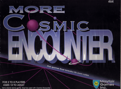 More Cosmic Encounter