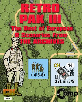 Retro Pak III