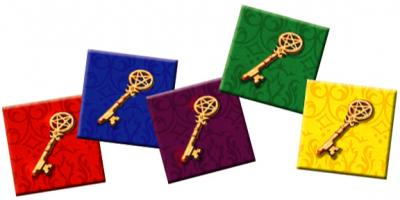 Templar Queenie 4: The Keys