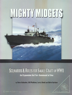 Mighty Midgets: Command at Sea Volume V