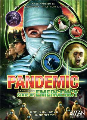 Pandémie: Etat d'urgence