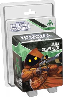 Star Wars Imperial Assault: Jawa Scavenger Villain Pack