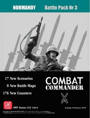 Combat Commander: Battle Pack #3 - Normandy