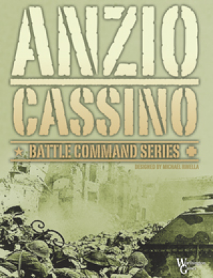 Anzio Cassino - Battle Command Series