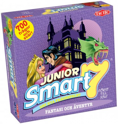 Smart 7 Junior Fantasi och äventyr