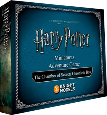 Harry Potter Miniatures Game: Chamber of Secrets Chronicle Expansion