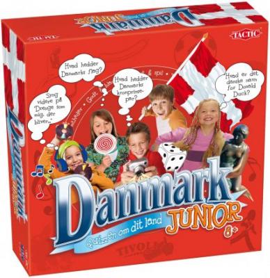 Danmark Quizzen om dit land Junior