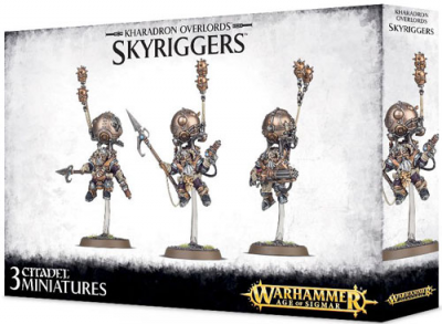 Warhammer: Age of Sigmar - Kharadron Overlords: Skyriggers