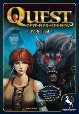 Quest: Zeit der Helden - Wolfsjagd