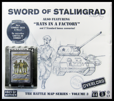 Memoir '44: Sword of Stalingrad