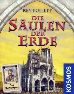 De Kathedraal: Het Kaartspel