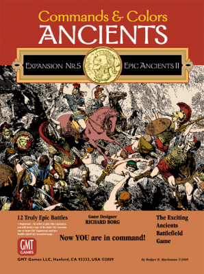 Commands & Colors: Ancients Expansion Pack #5: Epic Ancients II