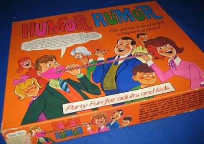 Humor Rumor