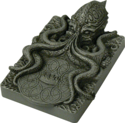 A Game of Thrones: The Card Game - House Greyjoy Resin Card