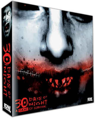 30 Days of Night: A Game of Survival
