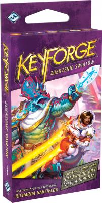 KeyForge: Worlds Collide – Archon Deck
