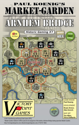 Paul Koenig's Market Garden: Arnhem Bridge