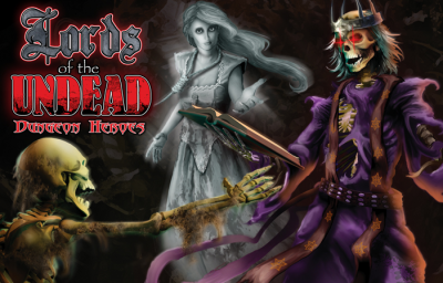 Dungeon Heroes: Lords of the Undead