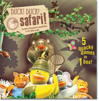 duck! duck! SAFARI!