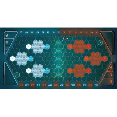 Dreadball: Board
