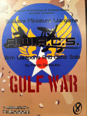 Arm Weapons And Climb Solo: Gulf War