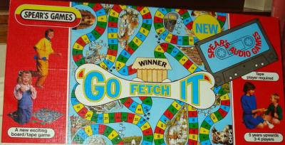 Go Fetch It