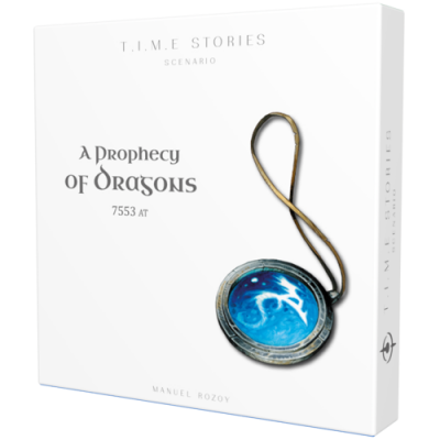 T.I.M.E Stories - Die Drachenprophezeiung