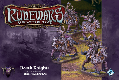 Runewars Miniatures Game: Death Knights – Unit Expansion