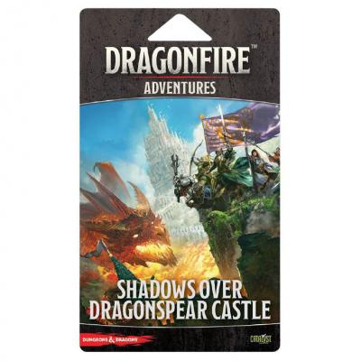 Dragonfire: Adventures – Shadows Over Dragonspear Castle