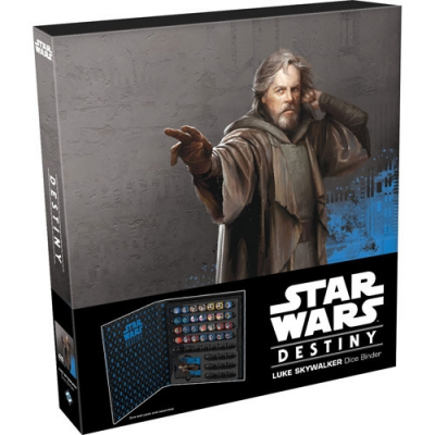 Star Wars: Destiny - Luke Skywalker Dice Binder